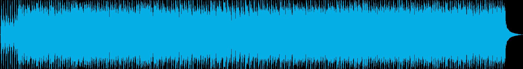 シューベルト「楽興の時」ロックアレンジの再生済みの波形