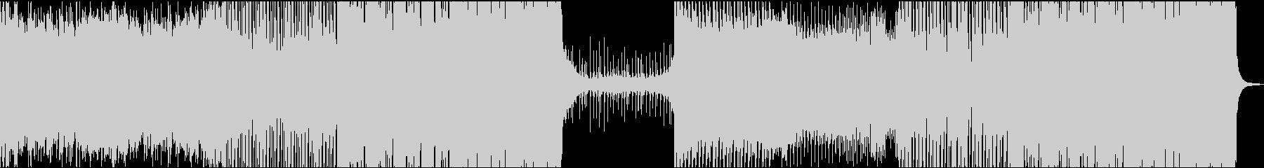 洋楽・EDM・トロピカル・ディープハウスの未再生の波形