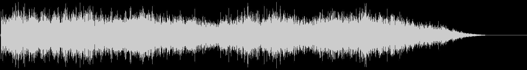 ヘビーメタルムーブメント1の未再生の波形