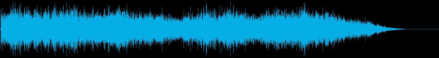 ヘビーメタルムーブメント1の再生済みの波形