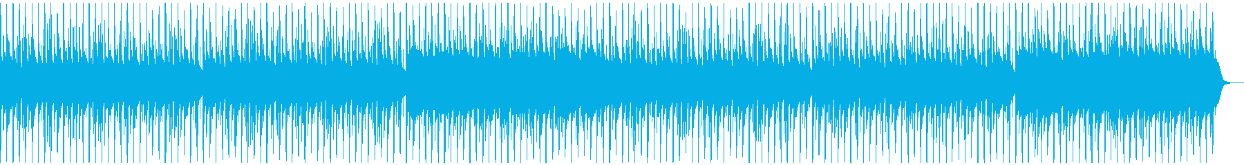 Texture Technoの再生済みの波形