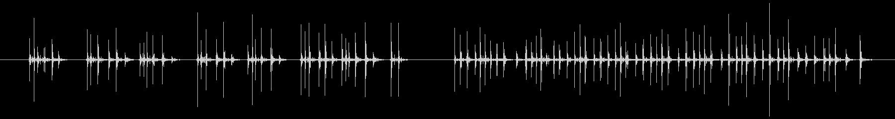 プラスチックスピナー:ランダムな速...の未再生の波形