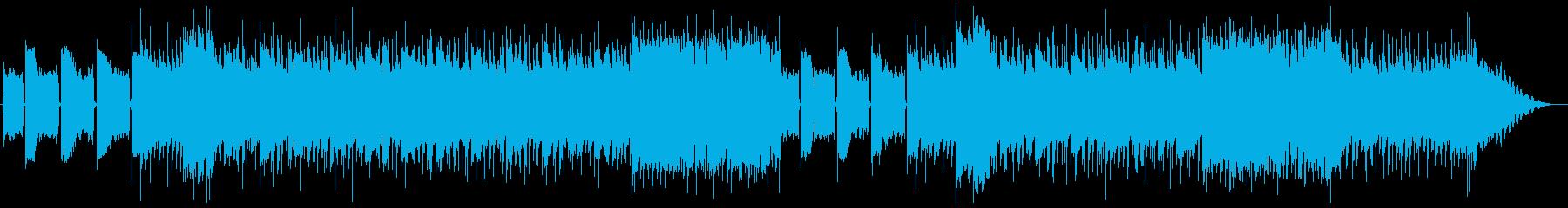 ノリノリなロックンロールの再生済みの波形