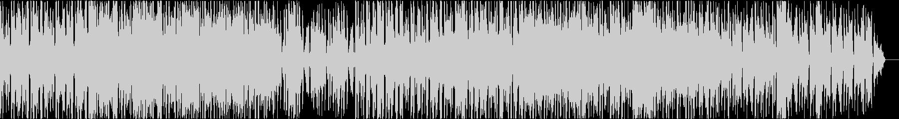 攻撃的エレクトロなインダストリアルメタルの未再生の波形