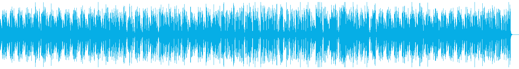 明るく上品で心地よいジャズピアノBGMの再生済みの波形