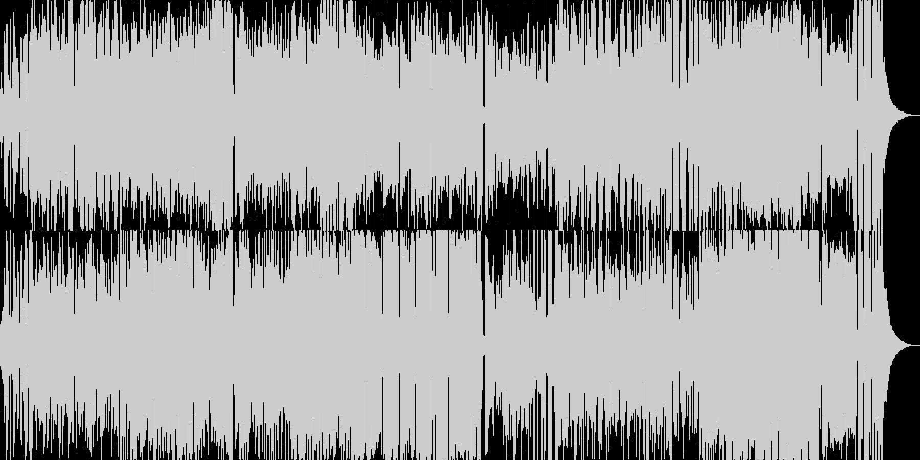【アコーディオンとピアノの情的JAZZ】の未再生の波形