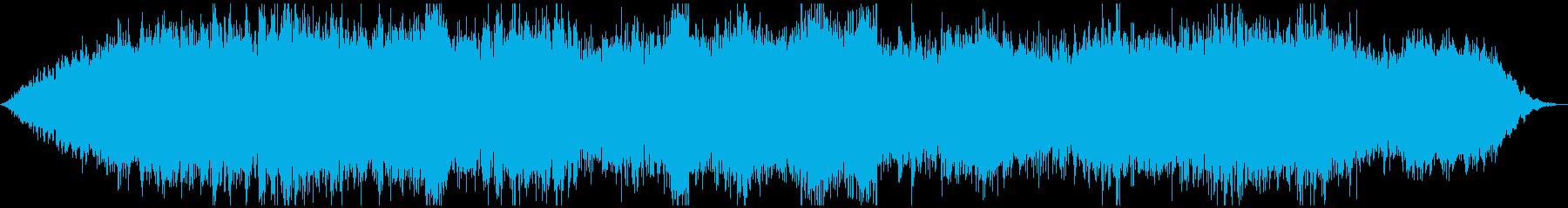 PADS ホラーストリングス01の再生済みの波形