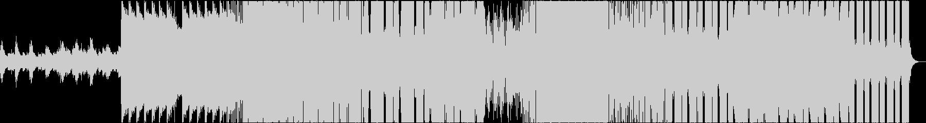 リードシンセなしバージョンの未再生の波形