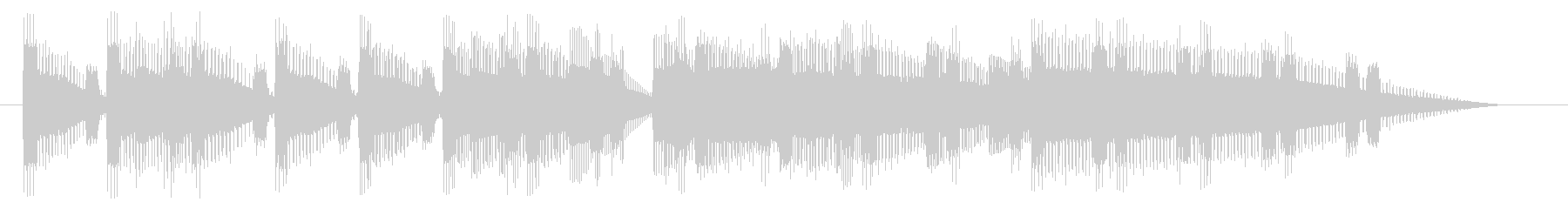 NES STG B04-1(スタート)の未再生の波形