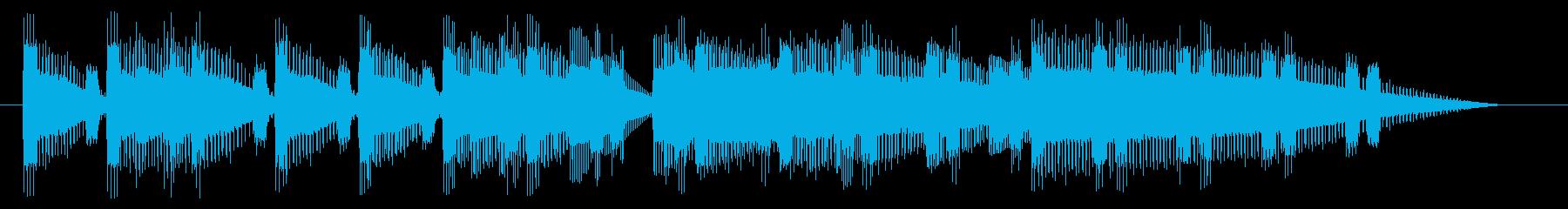 NES STG B04-1(スタート)の再生済みの波形