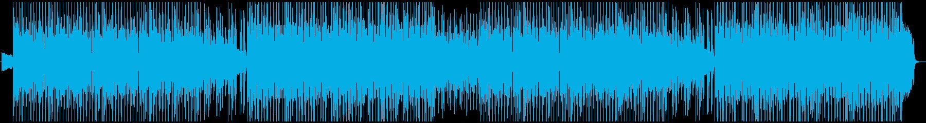 ヒップホップ研究所動機付けの決定。...の再生済みの波形