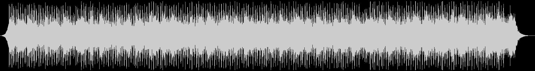 バックグラウンドインタビューの未再生の波形
