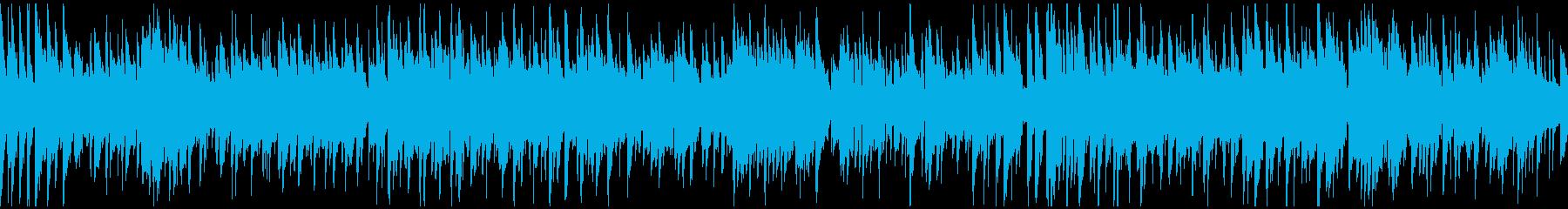 爽やか切ないボサノバ・サックス※ループ版の再生済みの波形