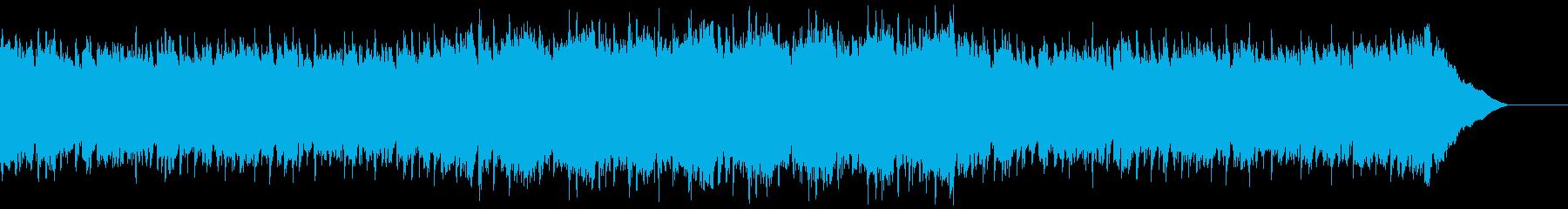 CM・陽気な夏の海・ポップの再生済みの波形