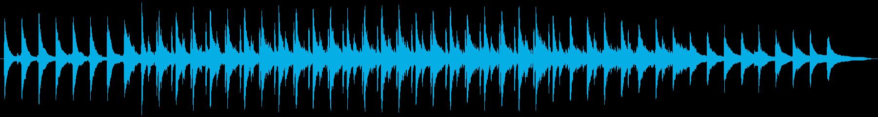 夕暮れの坂道 Lofi/チル/Vlogの再生済みの波形