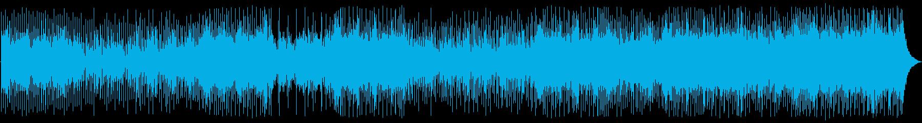 ギラー、ドブロ、マンドリン、ピアノ...の再生済みの波形