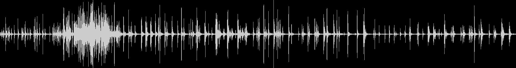 スモールピースオブメッシュ:ショー...の未再生の波形