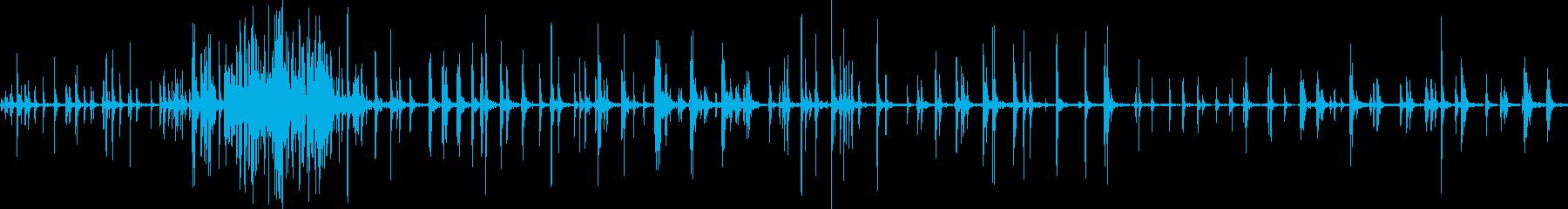 スモールピースオブメッシュ:ショー...の再生済みの波形