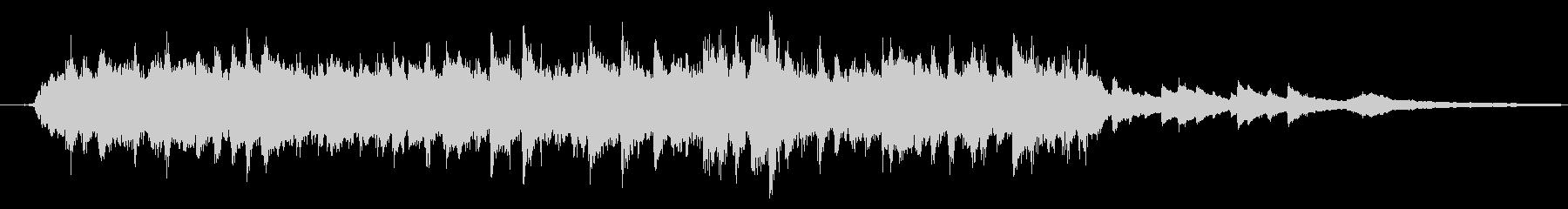クリスマス・明るいオーケストラ30秒の未再生の波形