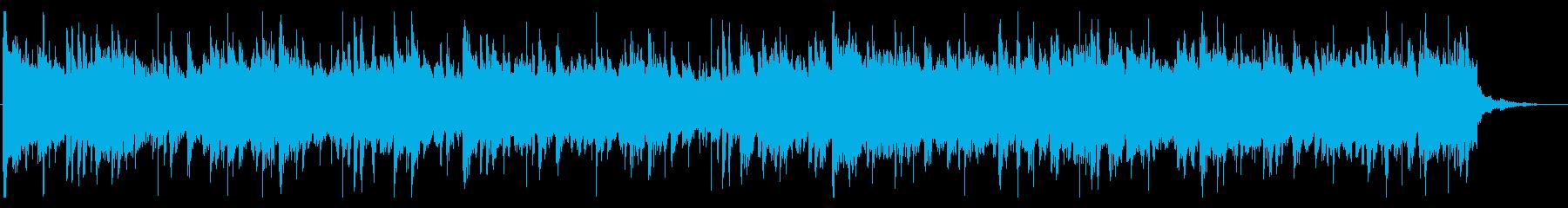 幻想的/夢/リラックス_No608_5の再生済みの波形