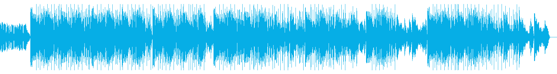 涼しいビート・スタイリッシュ・スマートの再生済みの波形