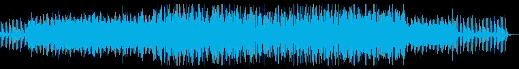 究明の再生済みの波形