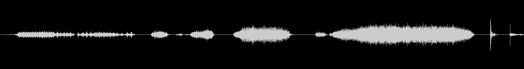 ミシン、モダン、室内、ツール; D...の未再生の波形