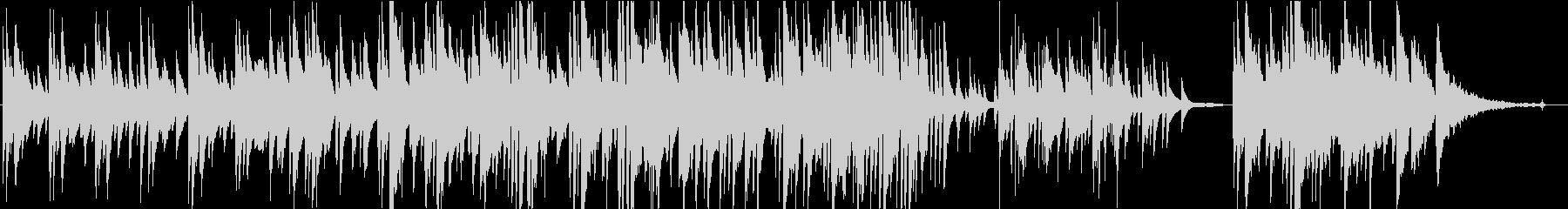 カントリー調バラード【ピアノver.】の未再生の波形
