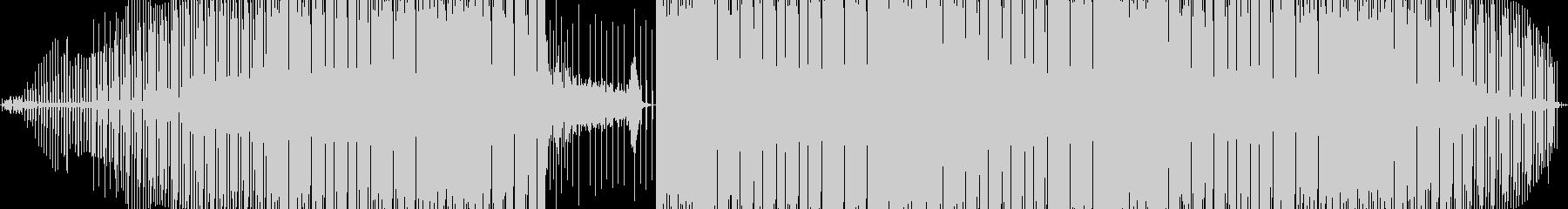 冷静になる。 Electro、In...の未再生の波形
