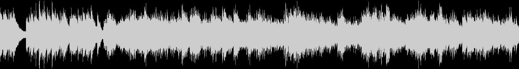 メロ無 ループ バックグラウンド・ピアノの未再生の波形