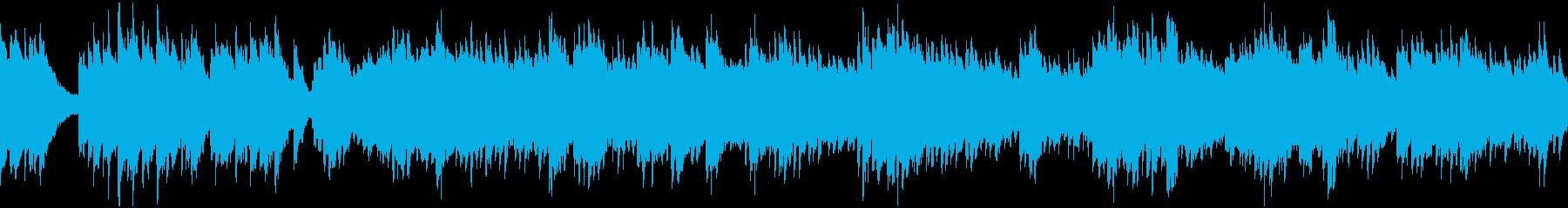 メロ無 ループ バックグラウンド・ピアノの再生済みの波形
