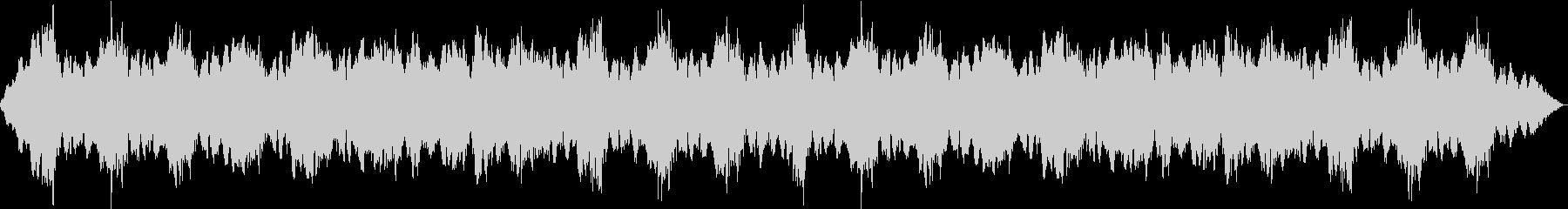 魔法詠唱、魔法発動、独白 07の未再生の波形