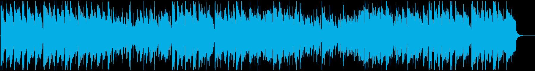 フレッシュなドラムンベース×生音系ジャズの再生済みの波形