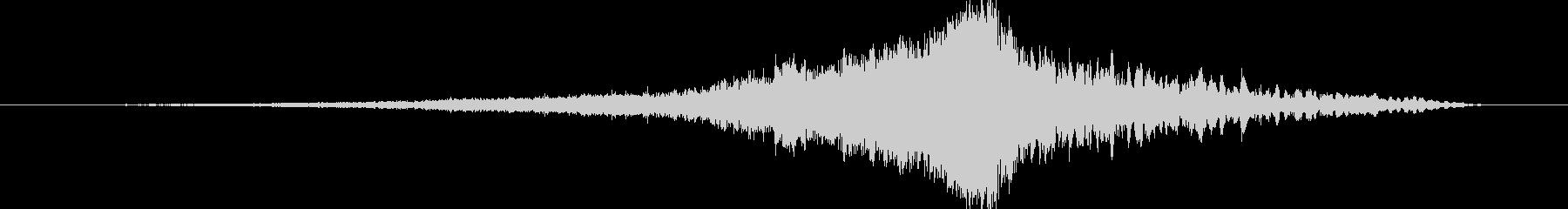 【映画】 シネマティック ライザー 06の未再生の波形