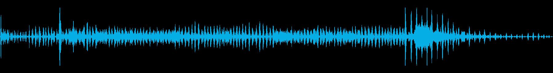 ウイウイウイピコーン(解析から解析結果)の再生済みの波形