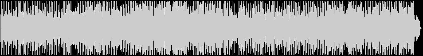 bosanobaの未再生の波形