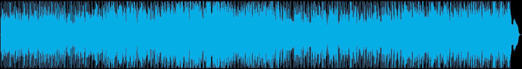 bosanobaの再生済みの波形