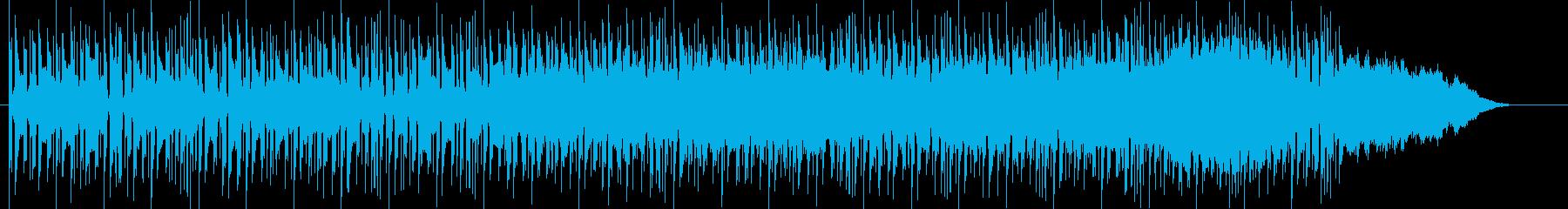 働く人応援ソング(インスト)の再生済みの波形