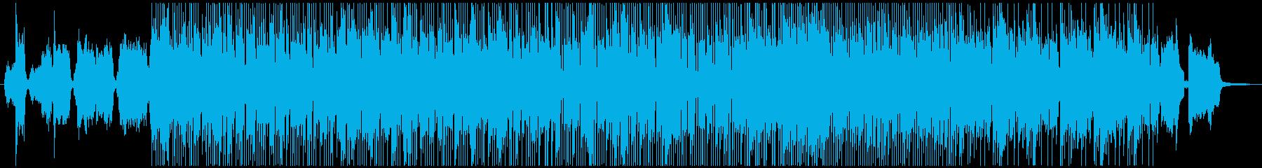 印象と黄昏 ボサノヴァとレインコート の再生済みの波形