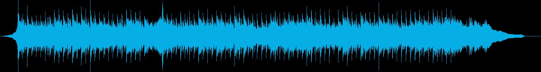 企業VP系83、シンプル、シンセ、爽快bの再生済みの波形