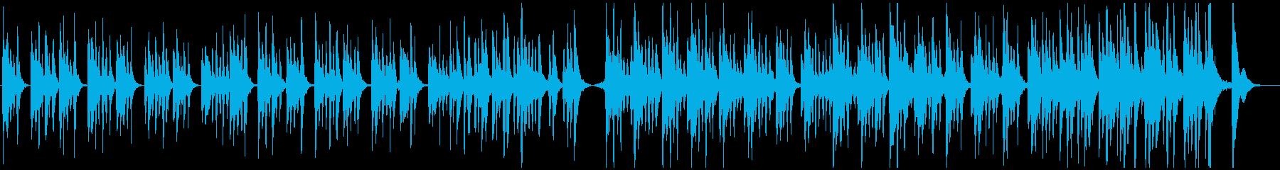 Short ver.奇妙で怪しげなコメの再生済みの波形