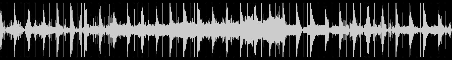 8bitのSEがカオスなエレクトロニカの未再生の波形