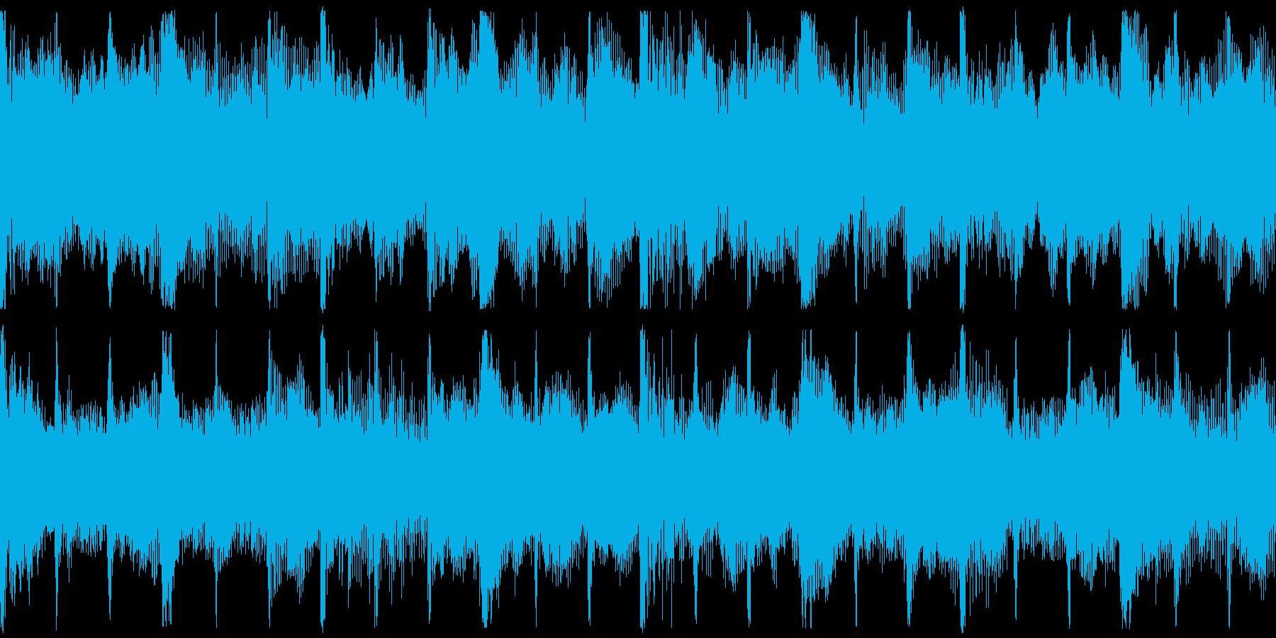 感動表現、CM,ブライダル、ループ1の再生済みの波形