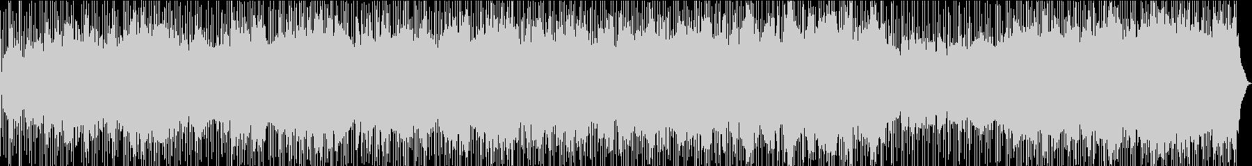 シーケンス 電子ビート01の未再生の波形