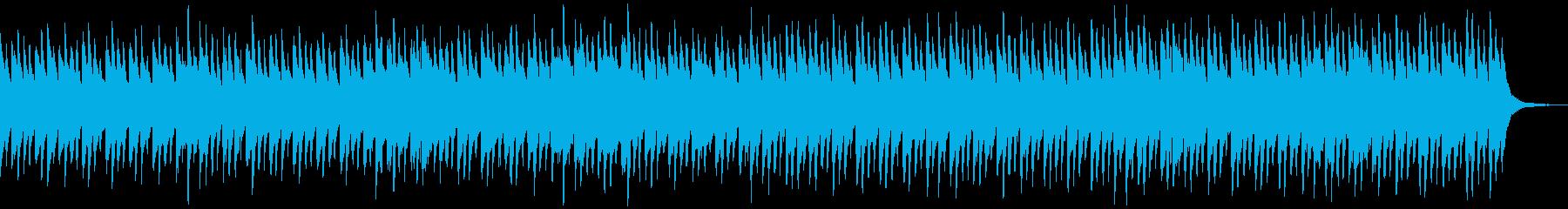 ハープ・癒し・ヒーリングの再生済みの波形