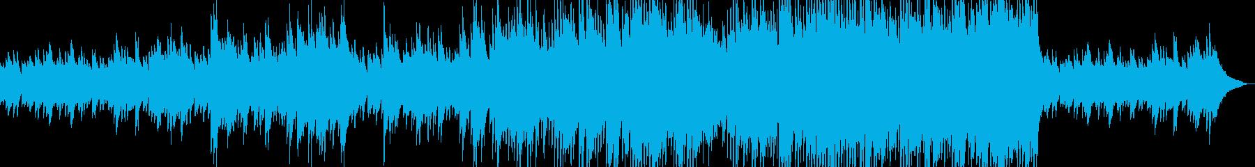 現代的 交響曲 ほのぼの 幸せ ゆ...の再生済みの波形