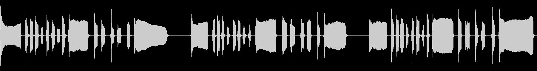 バグコール#3、ハーフトーンインク...の未再生の波形