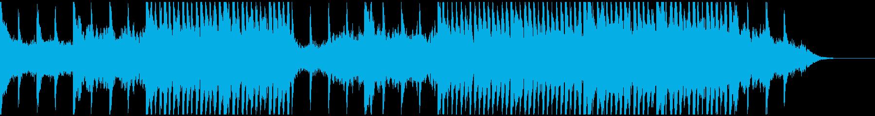 エステ、ヨガ、ヒーリング、シタールの再生済みの波形