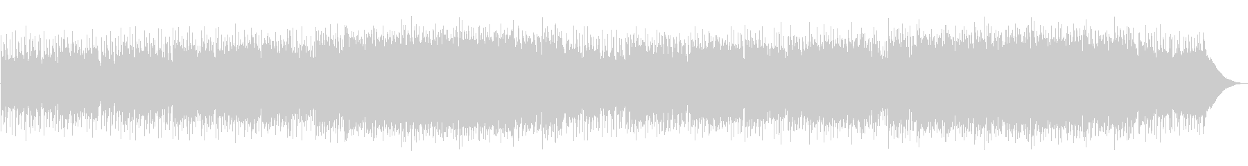 A refreshing and light live violin's unreproduced waveform