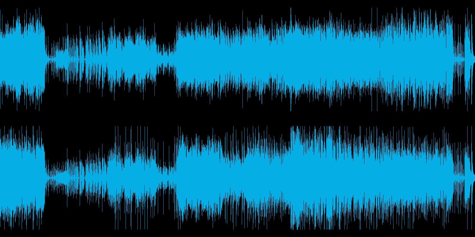 南国の夏!楽しくポップ!(Loop仕様)の再生済みの波形